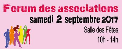 Forum des associations de Castelmaurou le 2 septembre 2017
