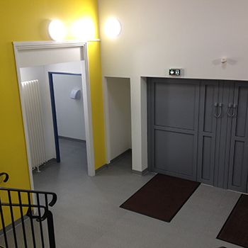 Travaux renovation gymnase castelmaurou 2019