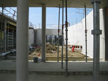 chantier m�diath�que mai 2015