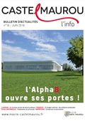 journal municipal de Castelmaurou Juin 2016